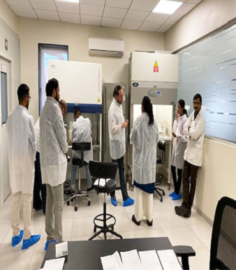 Hands on Training conducted by Minerva Biolabs on 31st Jan, 2020